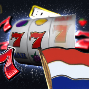 Nederlandse casino's vlag